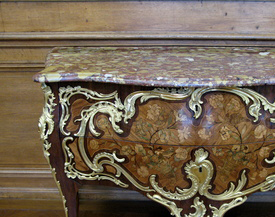 Clara Philippe - Leval-Trahegnies - Mobilier